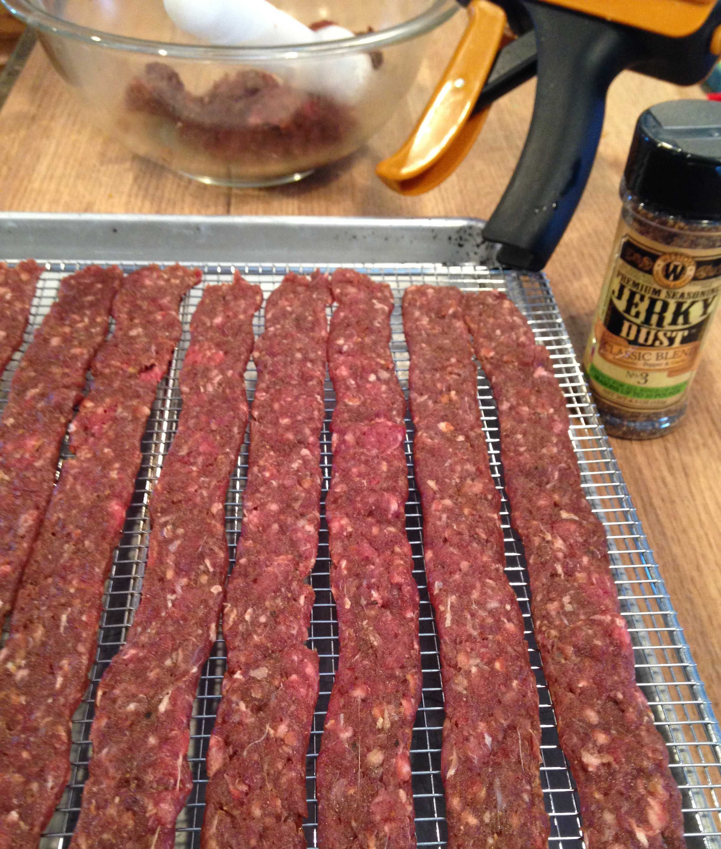 how to cook deer sausage in the oven