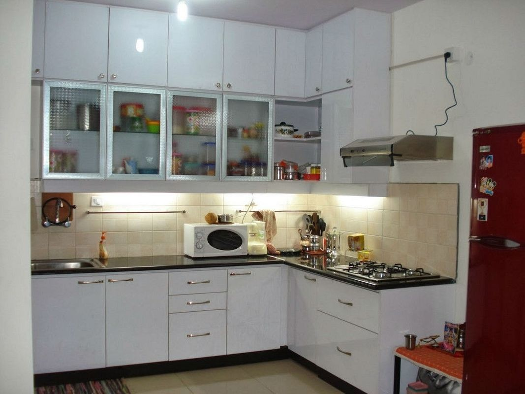 Small modular kitchen ideas with kitchen islands lowes ...