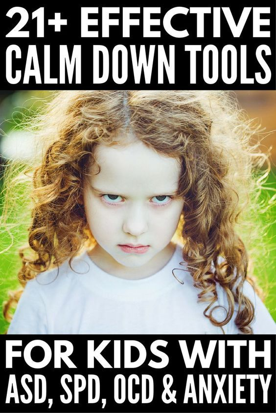 How to deal with autism: 21+ tools to calm an auti