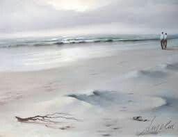 Strand Insel Langeoog
