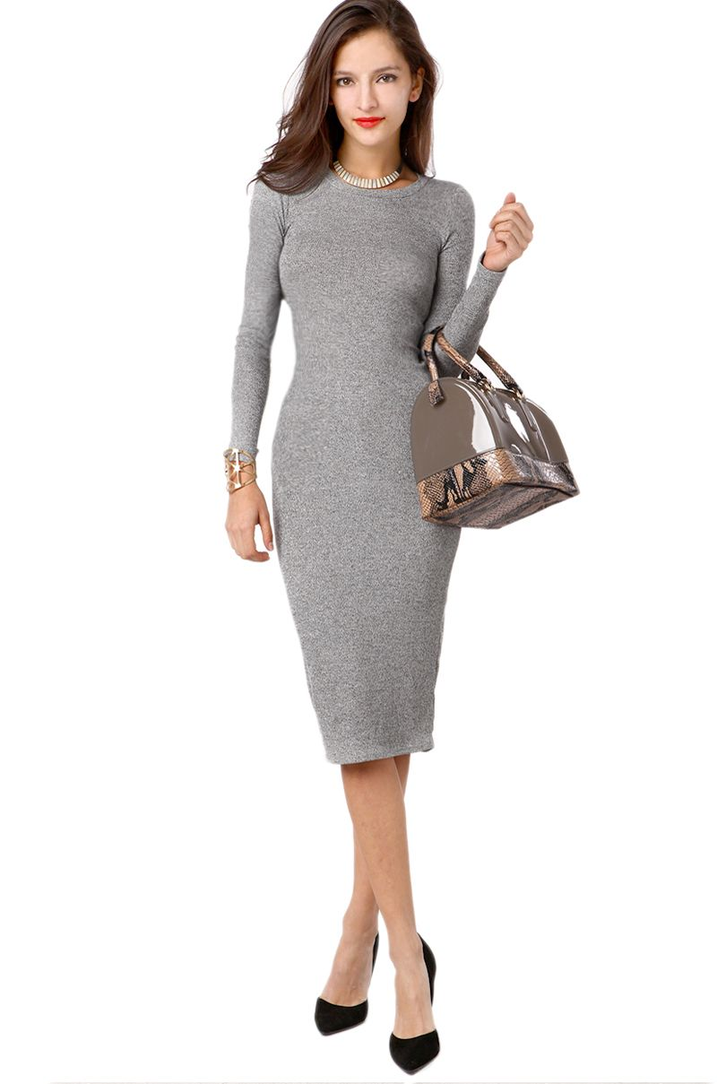 10 Best images about Long Sleeve Dresses on Pinterest - The ...