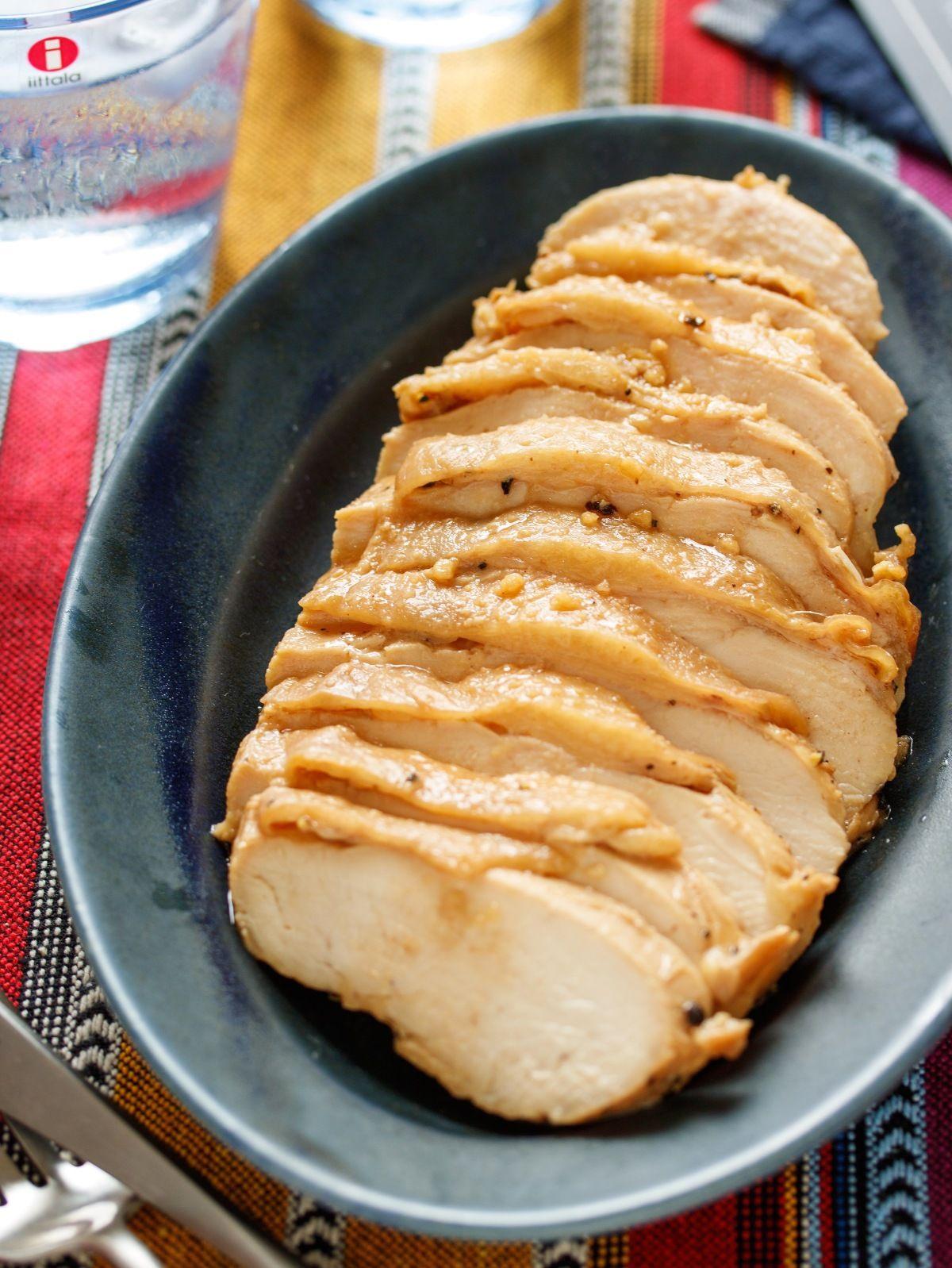 低脂肪でアレンジしやすい♪毎日食べたい「鶏のさ …