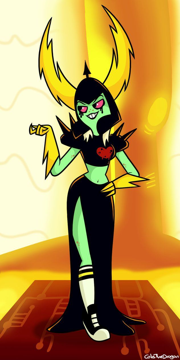 Lord Dominator by CoksTheDragon
