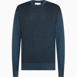 Photo of Calvin Klein Strukturierter Pullover aus Baumwolle M Calvin Klein