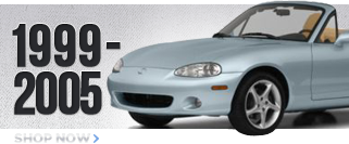 Mazda MX-5 Miata Parts and Accessories 1999-2005 - Go Miata