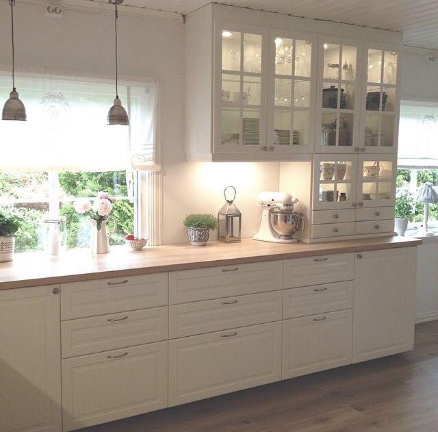 Kitchen - Muriel AMOUROUX-FOUSSE #kücheideeneinrichtung