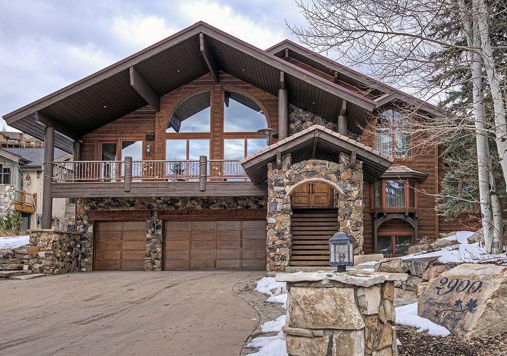 House vacation rental in Deer Valley, Park City, Utah, United States of America from VRBO.com! #vacation #rental #travel #vrbo