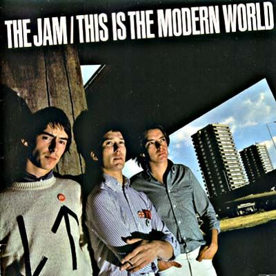 Artist The Jam Title This Is The Modern World Album