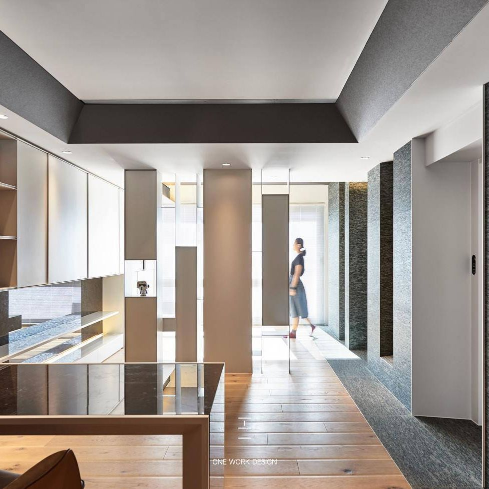 Raysonic常州展間 – 工一設計 | Interior architecture, China design, Office interiors