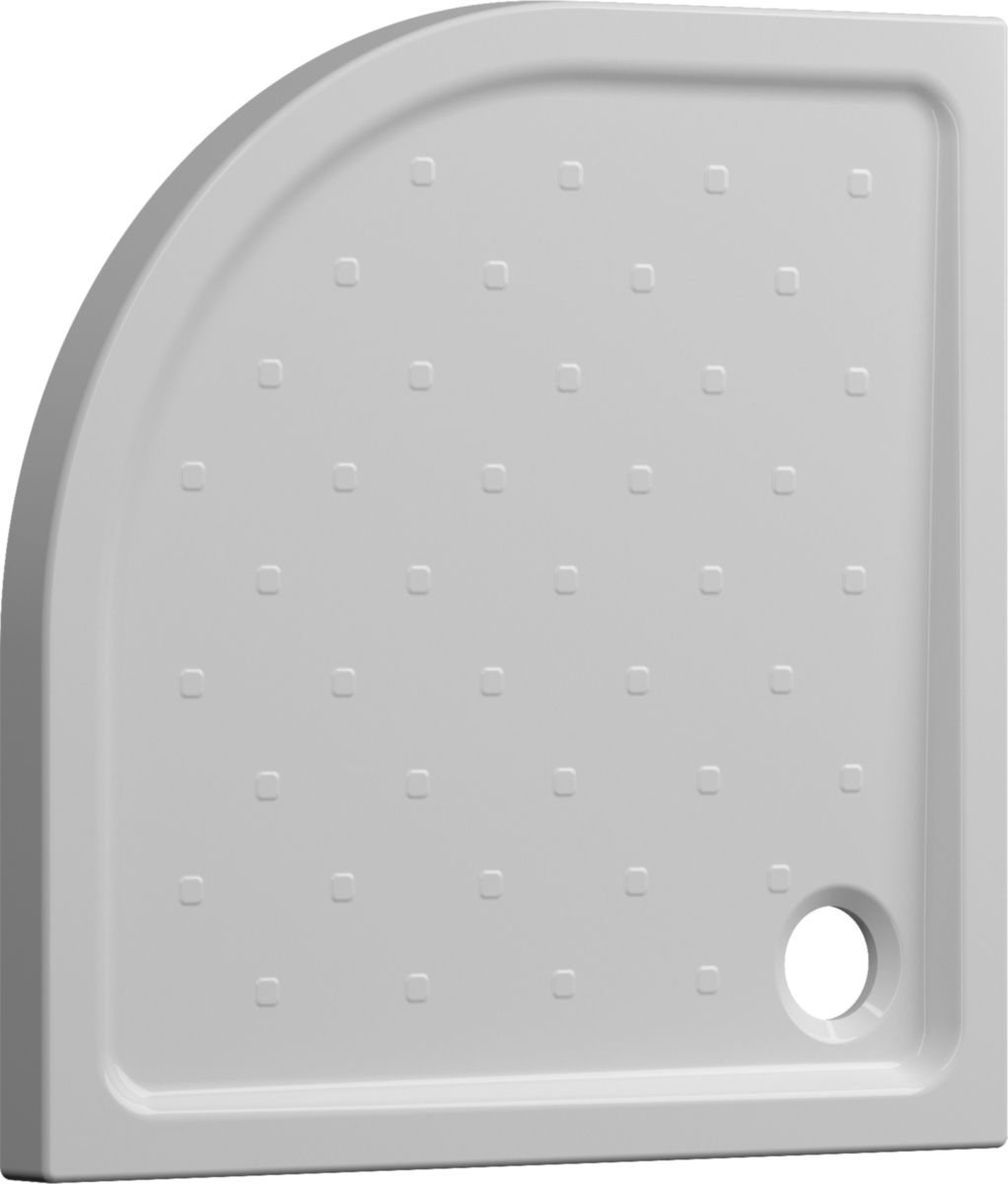 Receveur A Poser Seducta 2 Extraplat Angle 90 X 90 Blanc Receveur Blanc Sanitaire