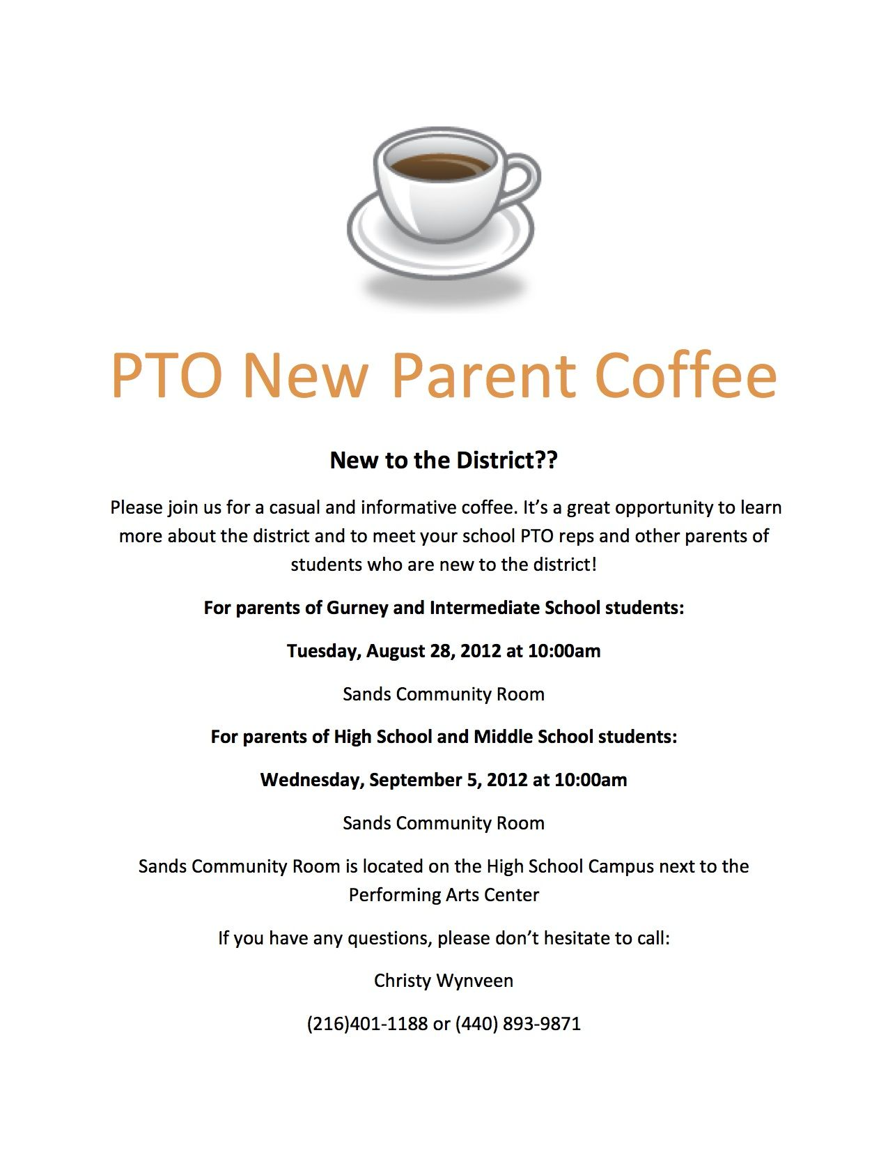 Pto Communication Get Great At Two Things  Pta Parents And School