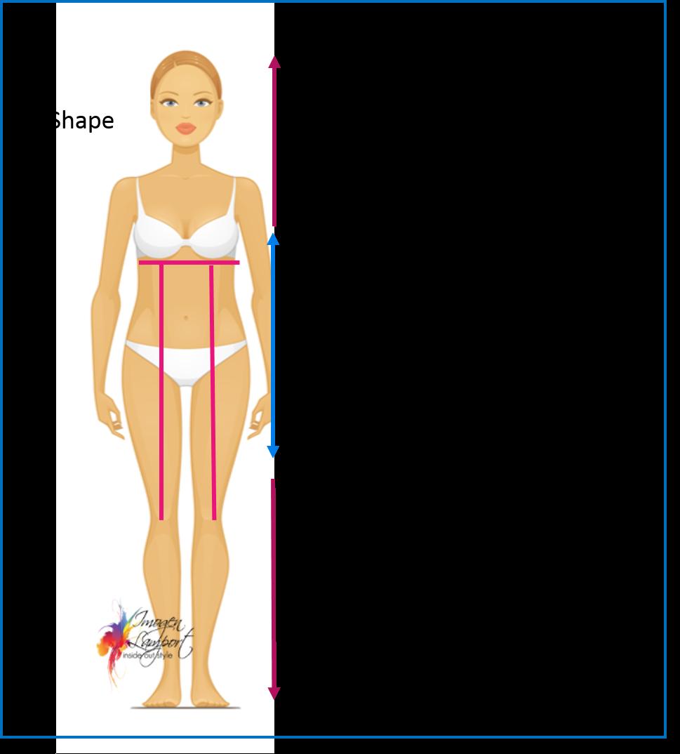 Body Shape Bible: Understanding How to Dress H Shape Bodies