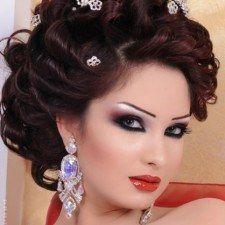 Maquillage libanais oriental pour un mariage Photo 28