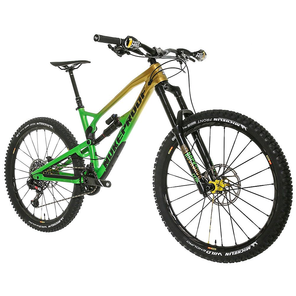 Nukeproof Mega 275 Carbon Worx Ews Bike Xo1 Eagle 2019 Mountain