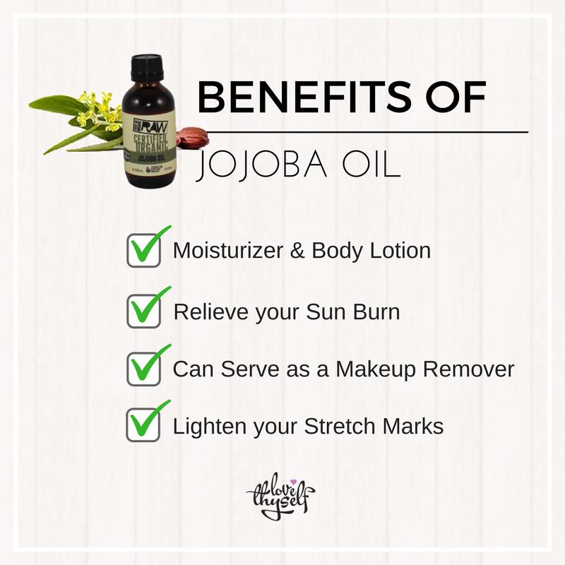 Every Bit Organic Raw Jojoba Oil 50ml Jojoba oil