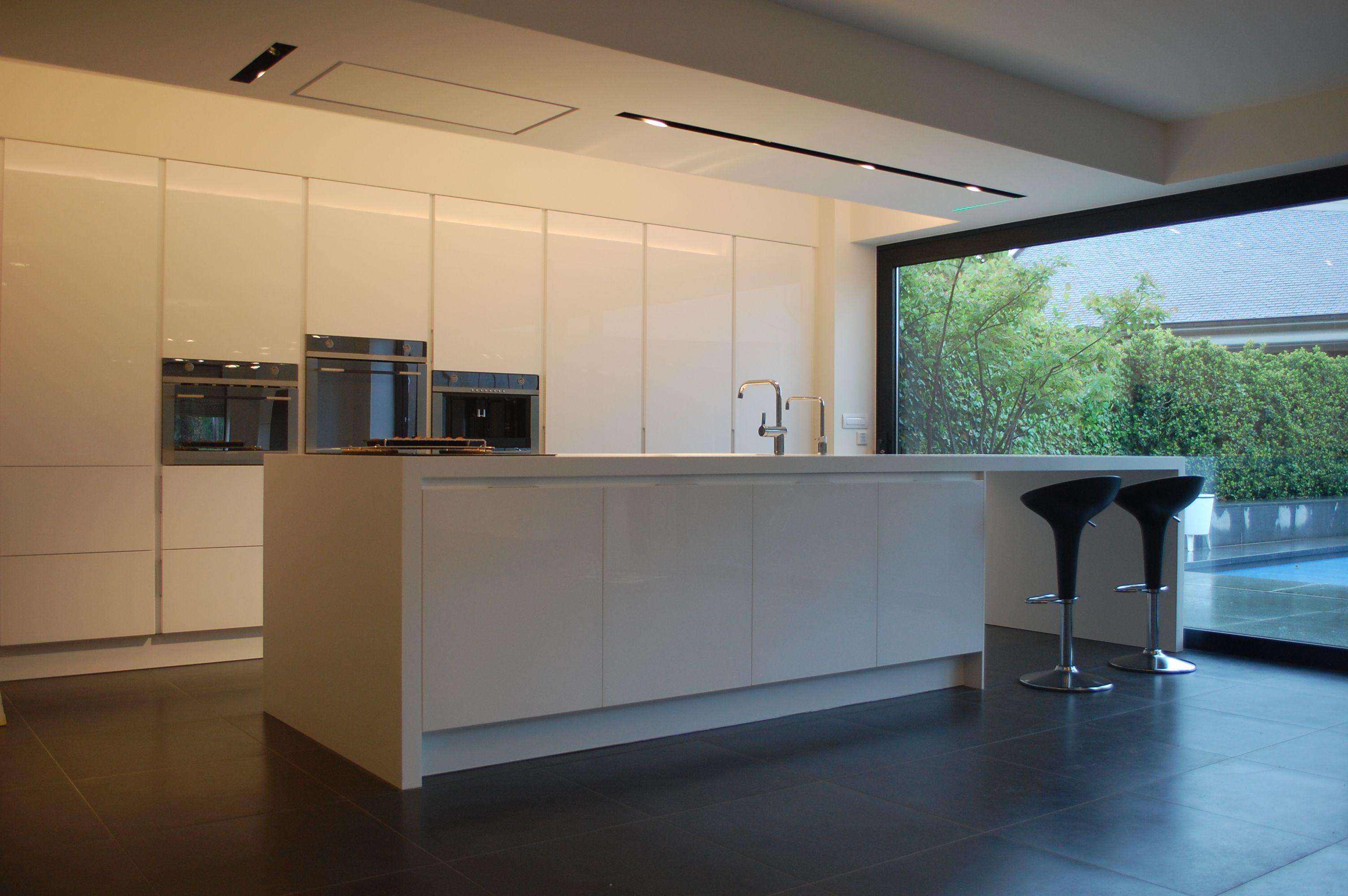 Design Keukens Antwerpen : Project studio italiaanse design keukens comprex antwerpen