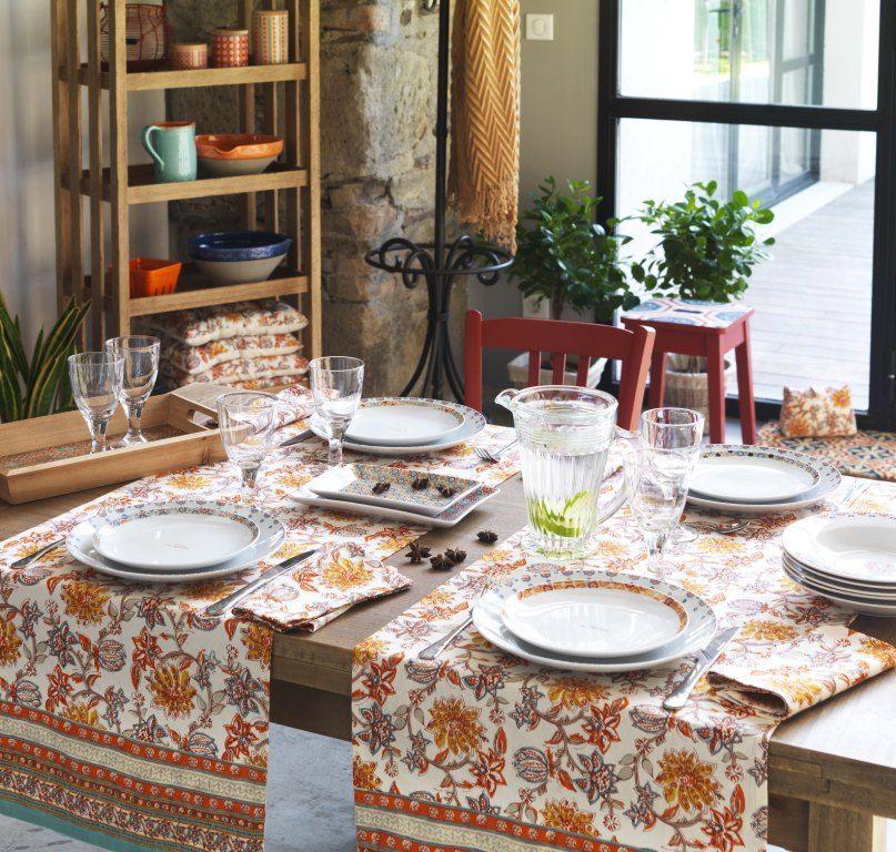 Table Avec Textile Epice Http Www Comptoir De Famille Com Fr Catalogsearch Advanced Result Gamme Produit Epice Et Vaisselle Place D Vaisselle Table Textiles