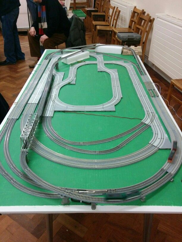 Making Easier Model Railroad Jobs And Possibilities