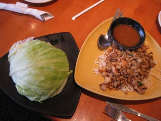 Lettuce Wrap Here is an easy restaurant copycat recipe for