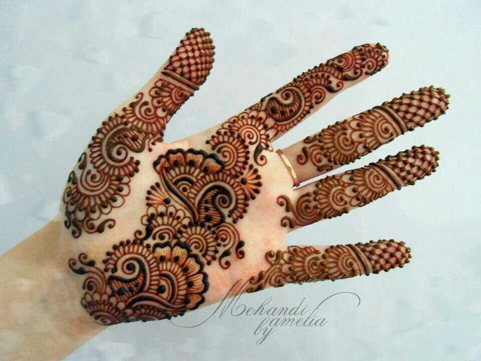 Eid mehndi designs simple arabic latest design images also pin by shazia on black henna pinterest rh
