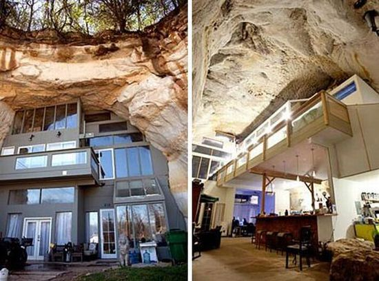Coolest underground homes Hometone