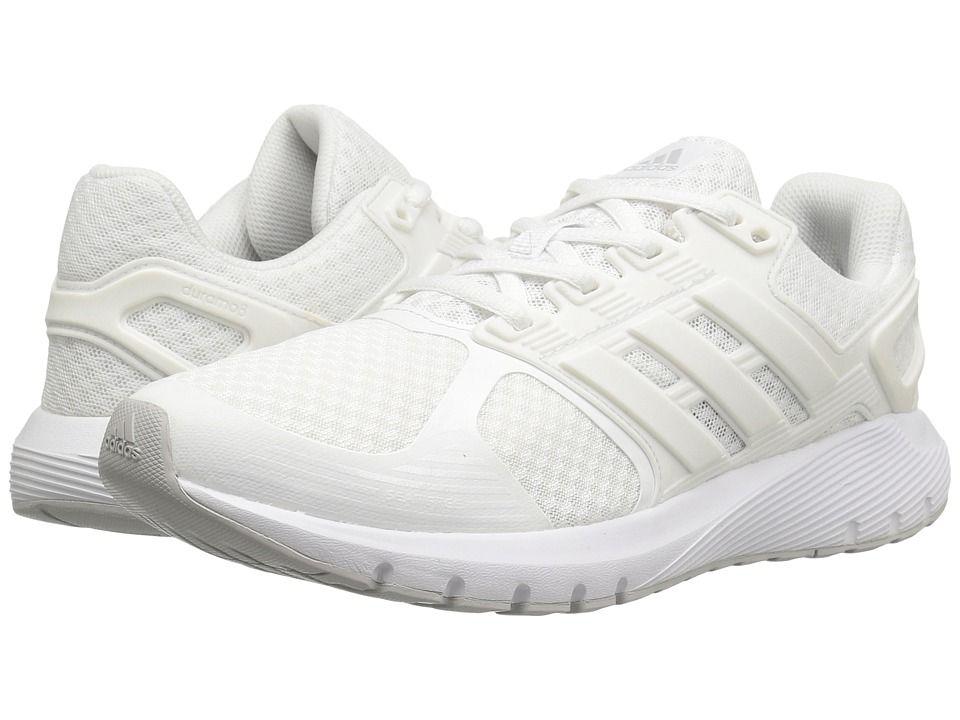 Adidas correndo duramo 8 donne scarpe da corsa calzature bianche / cristallo