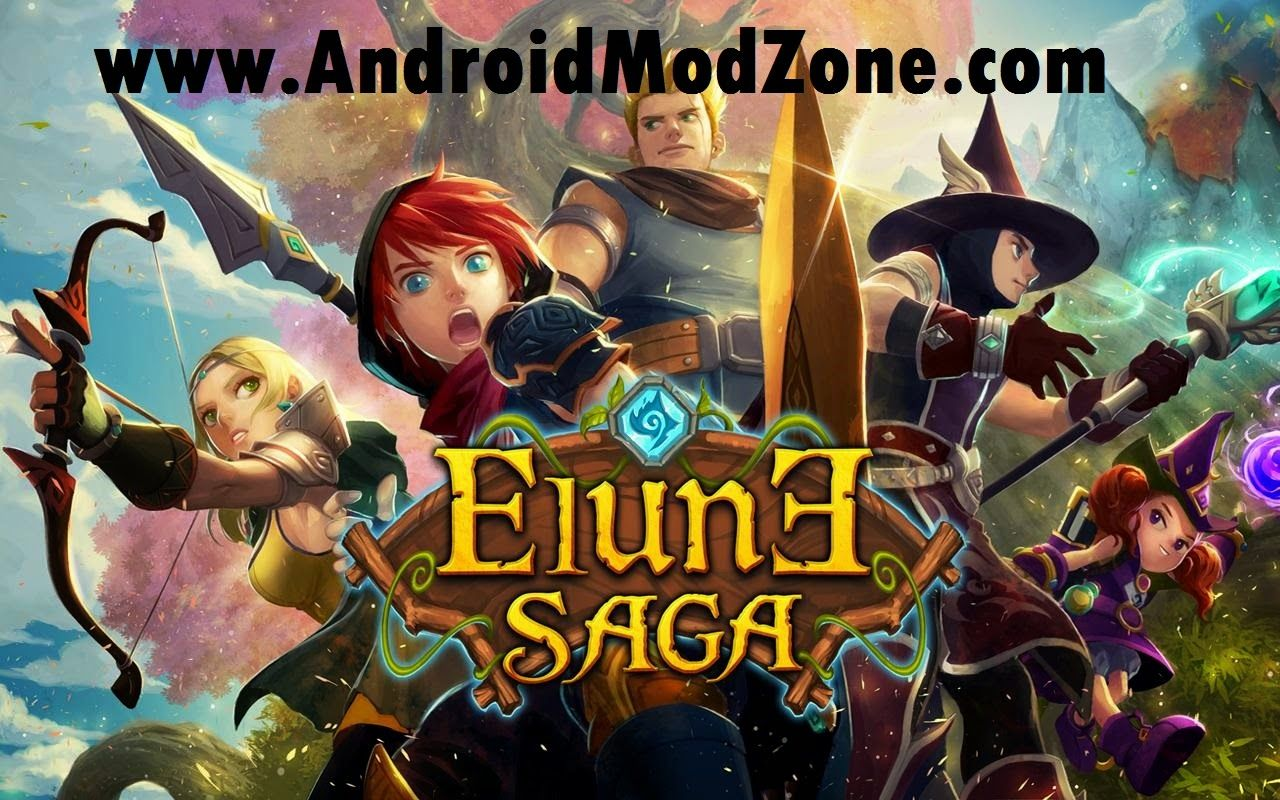 Download Elune Saga v1.1.2 Mod Apk Android Game Saga