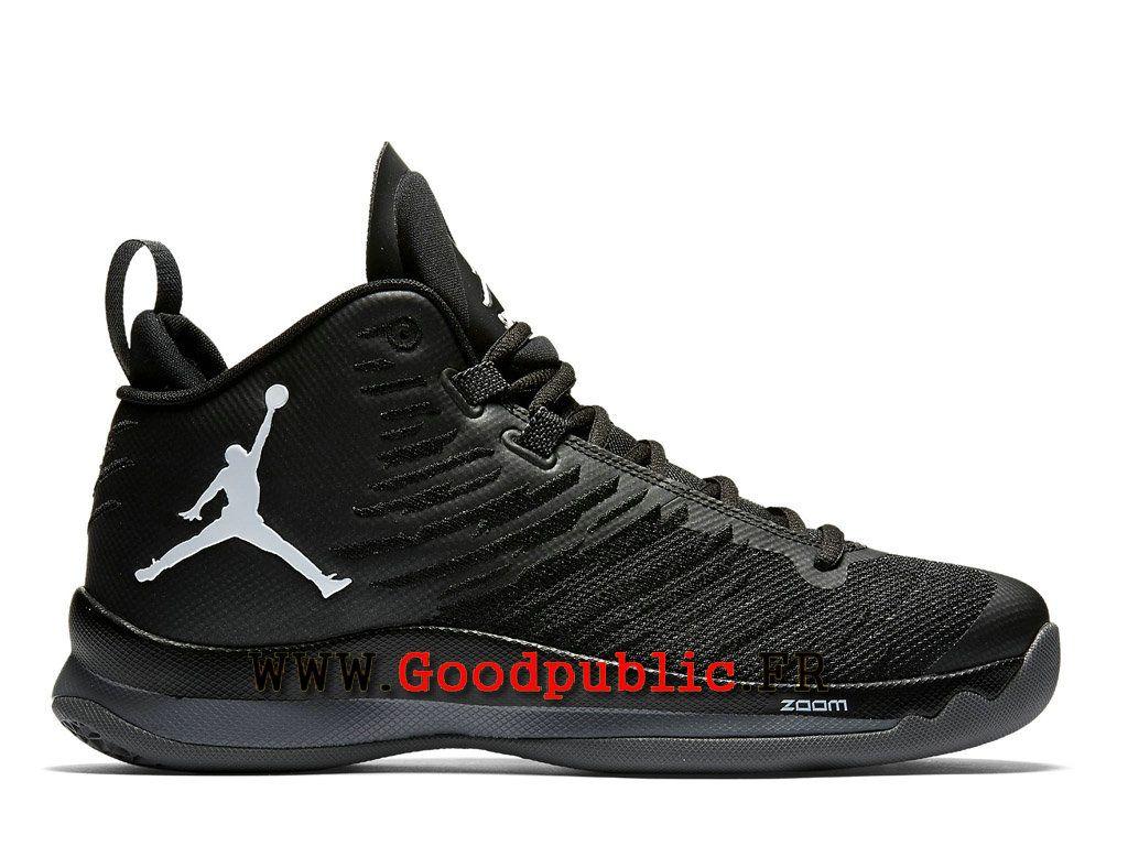 Jordan Super.Fly 5 Noires Chaussures Jordan Sportwear Pour Homme Noire  844677-005
