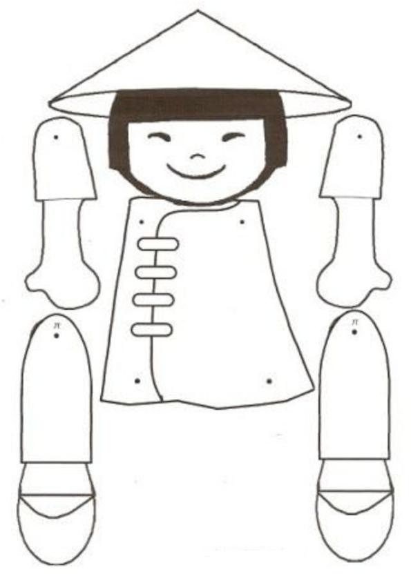 Marionetas / Puppets - Manualidades a Raudales | School | Pinterest ...