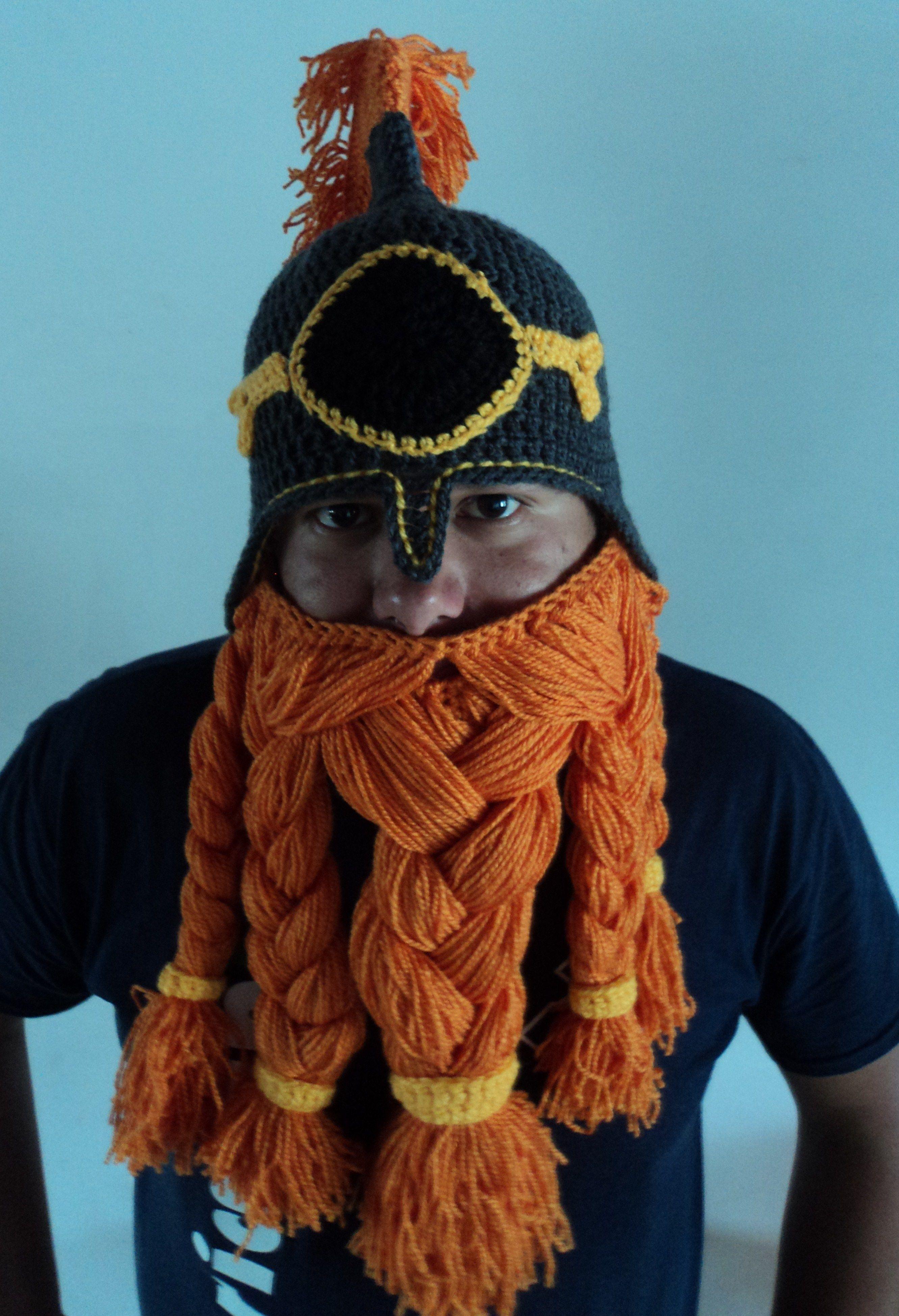 Vikingo crochet | Lussi Lu | Pinterest