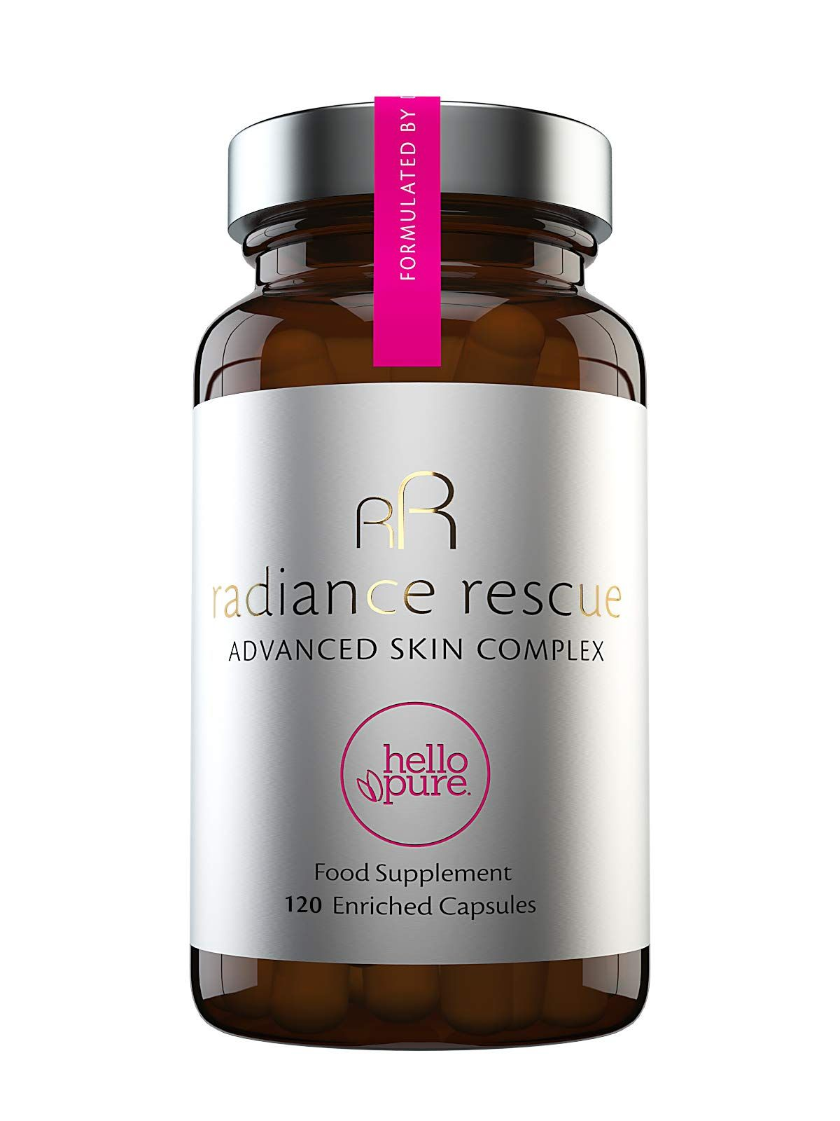OPTIMUM POTENCY Pure collagen is essential for skin