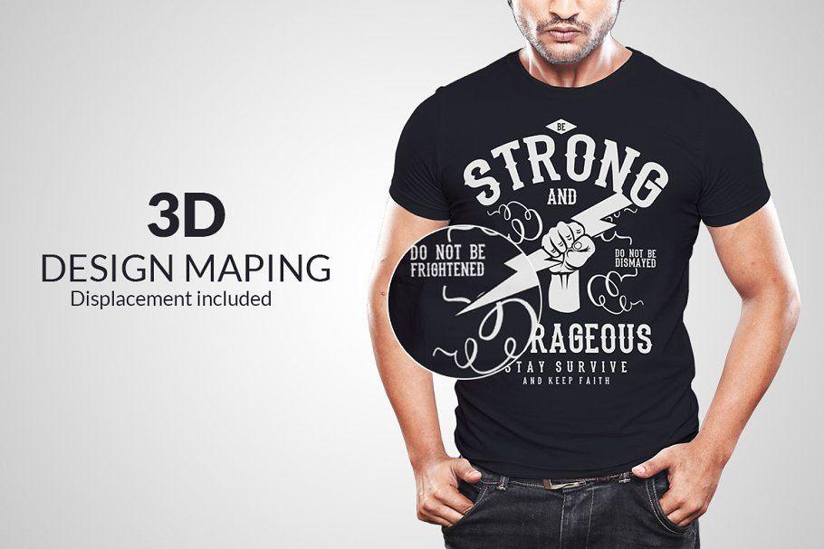 Download Mens Tshirt Mockup Vol-3.1 #Sponsored , #templates#online# ...