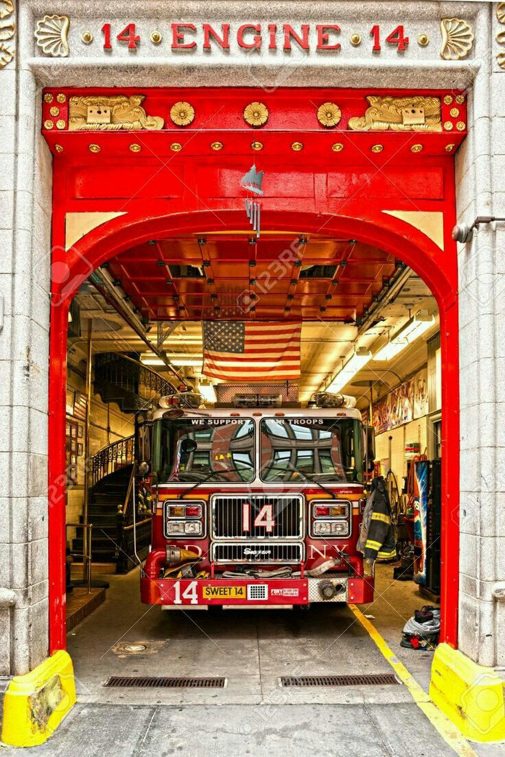 Pin By Brian Malfitano On Firehouses