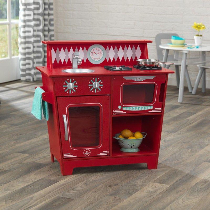 cocina de juguete clsica de la marca kidkraft para juegos de nios y nias perfecta