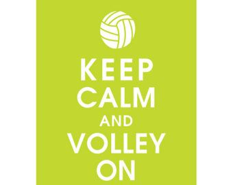 volleyball poster on Etsy, a global handmade and vintage marketplace.