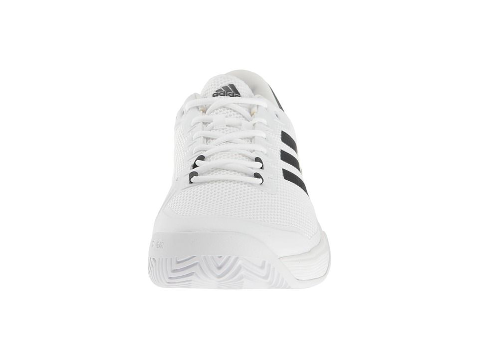 temperament shoes new lifestyle official photos adidas Barricade 2017 Men's Tennis Shoes Footwear White/DGH Solid ...