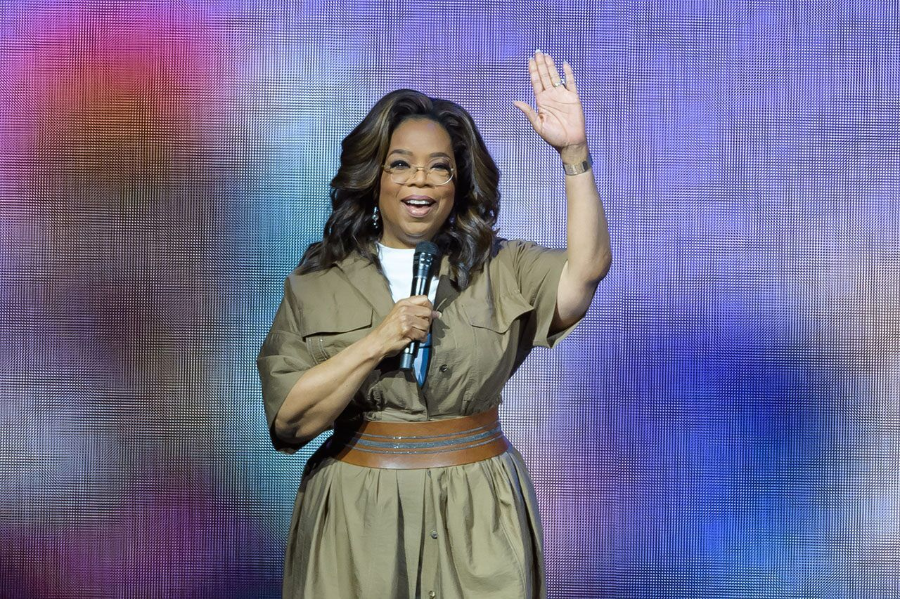 Oprah claims Popeyes Chicken Sandwich has 'competition' after trying 'real' Maine lobster roll