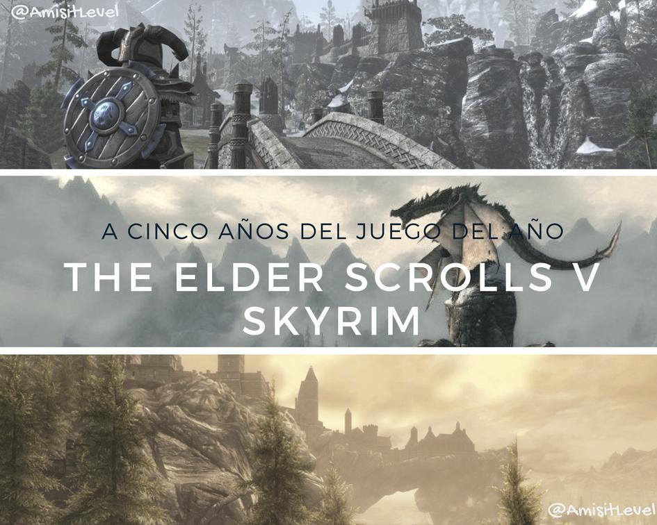 The Elder Scrolls V: Skyrim- Bethesda Softworks