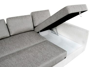 Corner Sofa Bed With Storage Ottoman For Aed 1399 59 Off Corner Sofa Bed With Storage Corner Sofa Bed Corner Sofa
