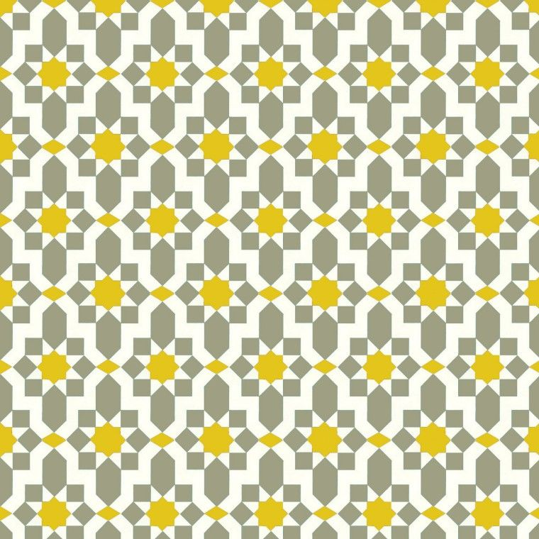 Motif marocain jolie s lection jasmine and co motifs for Carrelage jaune moutarde