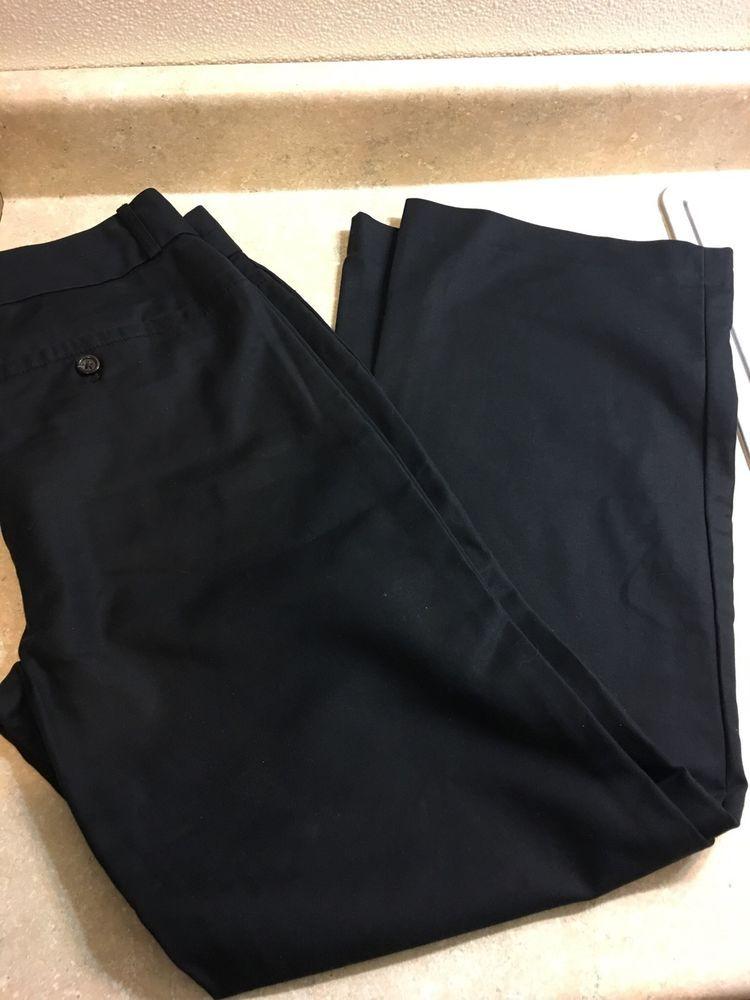 Women's Banana Republic Jackson Fit Dress Stretch Pants Career Size 10 Black | eBay