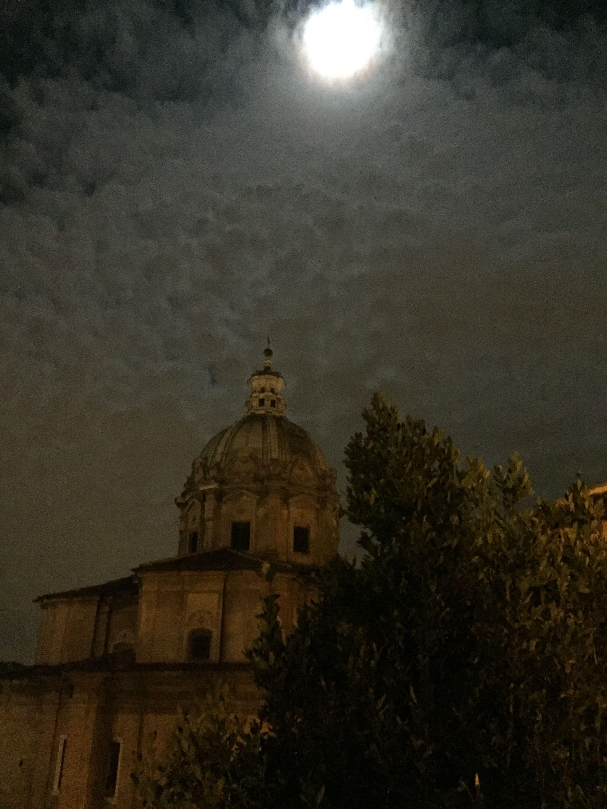 Chiesa di San Giuseppe dei falegnami - Roma