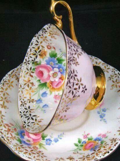 Gorgeous Tea cup!
