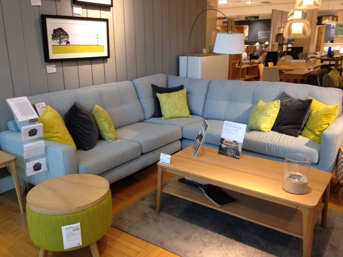 Great Sofa From John Lewis, Grey Corner Sofa. Grey Corner SofaLiving Room IdeasJohn  ... Design