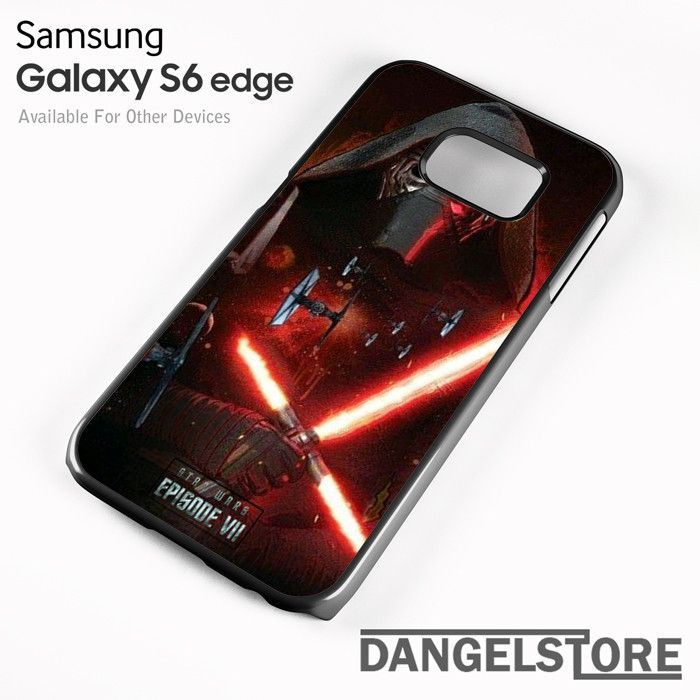 star wars Episode VII _ 2 For Samsung S6 Edge Case