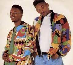 Mottoparty männer 90er outfit 80er &
