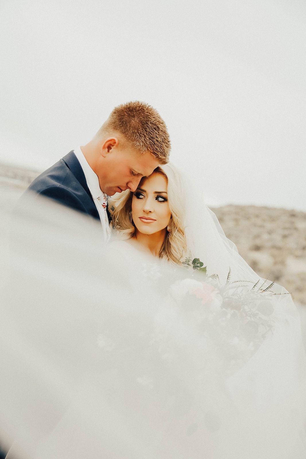 Real Wedding Danielle + Chase Utah bride, Real weddings