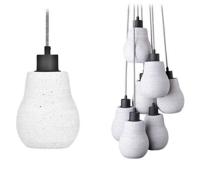 Hanglamp It\'s About Romy Polystone Cadiz | D&I thuis | Pinterest ...