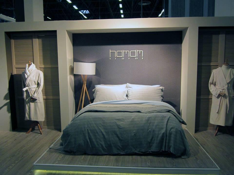 Hamam, confectionne depuis 1999 des lignes de linge de lit et linge de bain haut de gamme #MO13