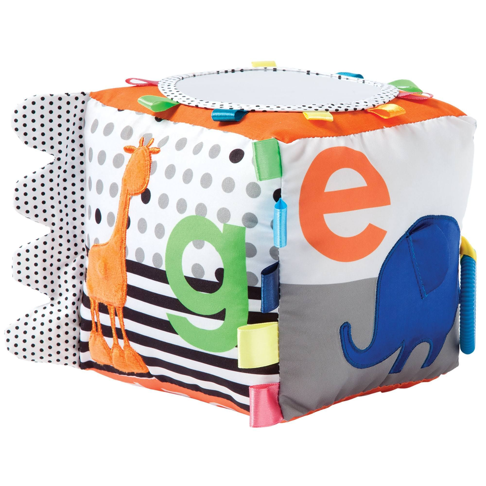 Giggle Soft Activity Cube